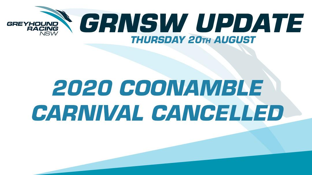 2020 COONAMBLE CARNIVAL CANCELLED