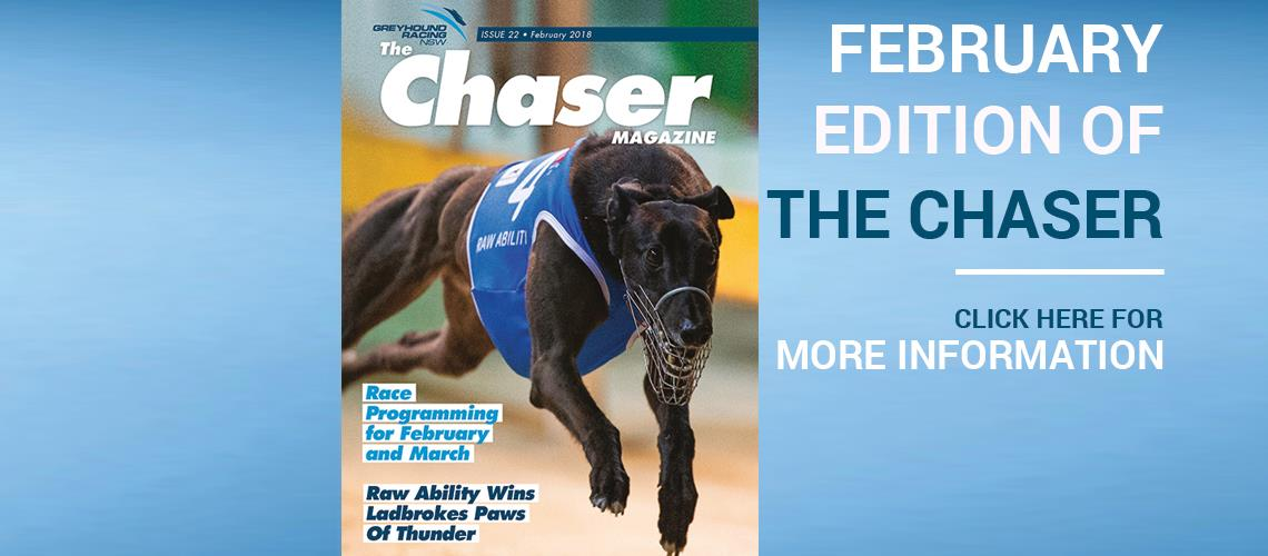February Edition Of The Chaser