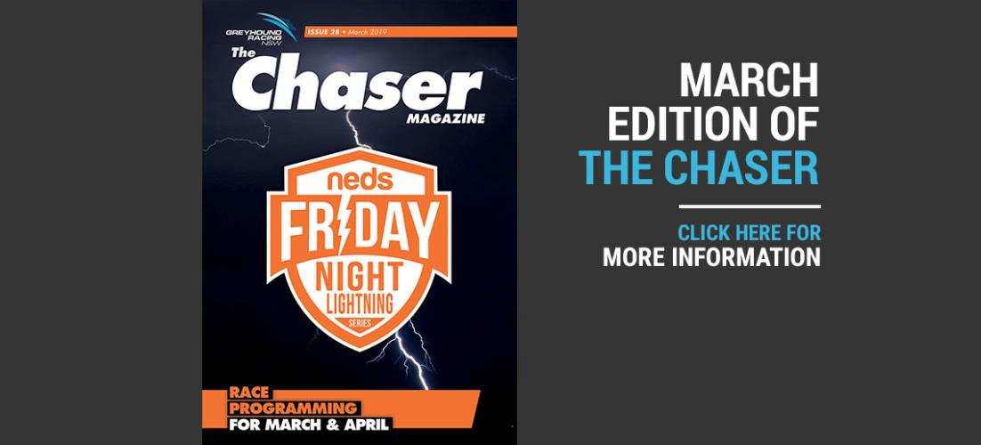 The Chaser - March Editiion