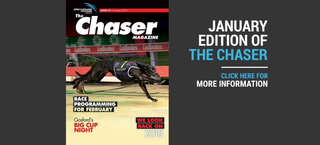 The Chaser - January Editiion