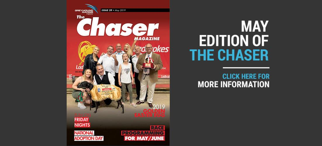 The Chaser - May Editiion