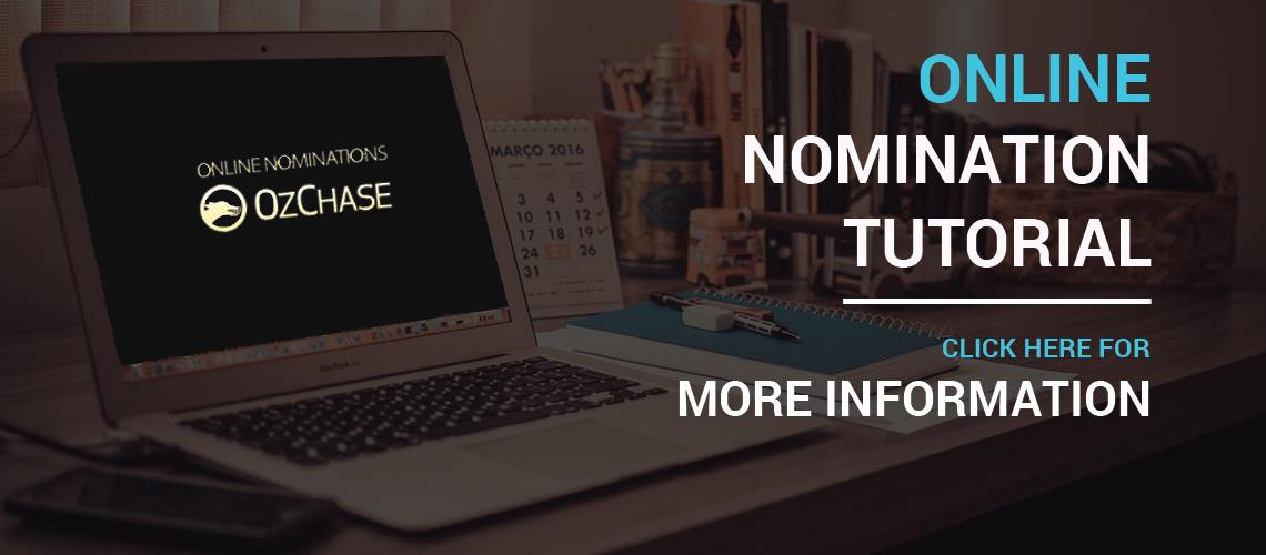 Online Nomination Tutorial