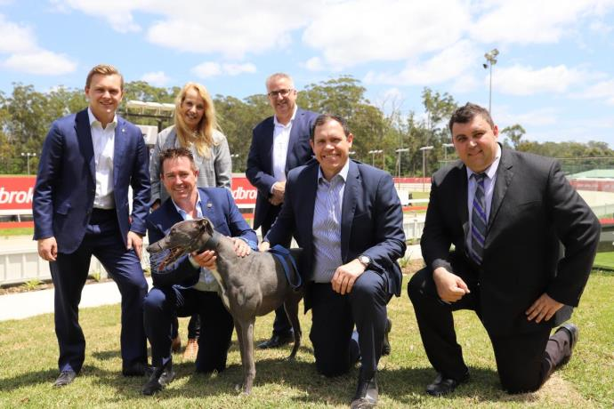 Greyhound Racing returns to Gosford