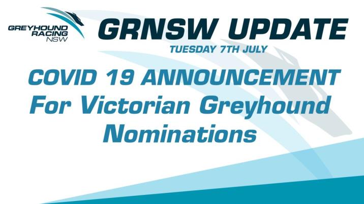 GRNSW COVID-19 ANNOUNCEMENT