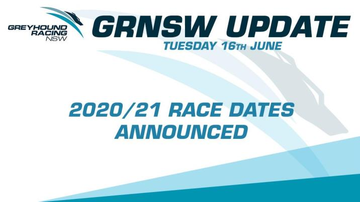 GRNSW RELEASES 2020/21 RACE DATES