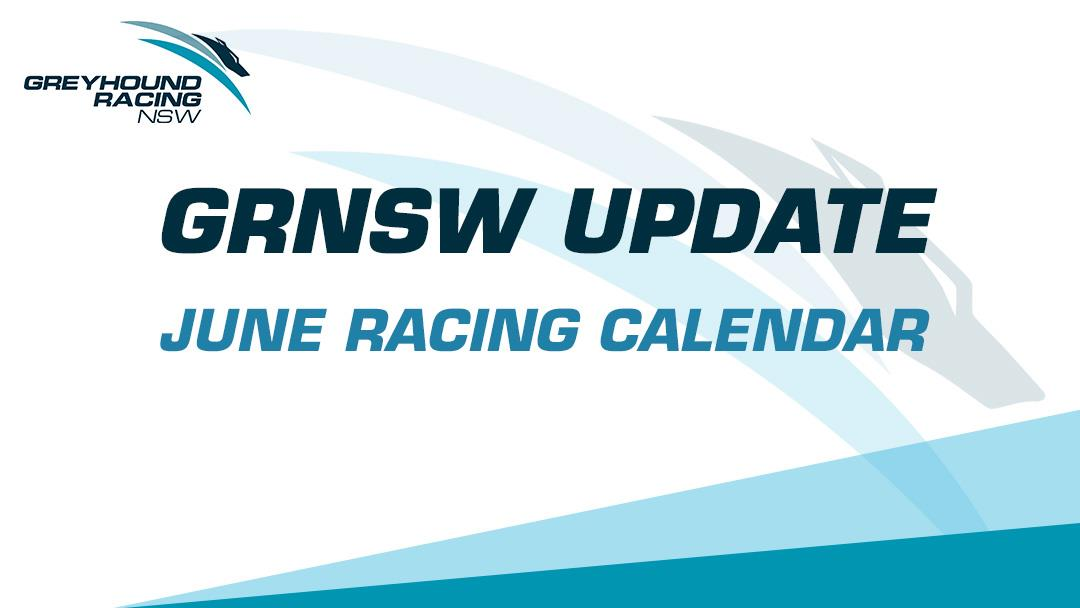GRNSW'S JUNE RACING CALENDAR RELEASED