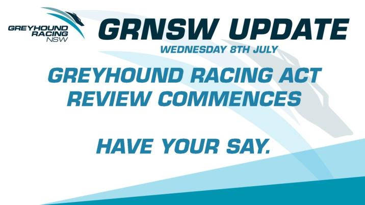 NSW GOVERNMENT REVIEW OF THE GREYHOUND RACING ACT 2017