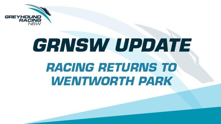 WENTWORTH PARK RETURNS. CITY PRIZEMONEY IN OTHER REGIONS